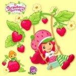 Strawberry - omalovánka
