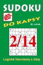 Sudoku do kapsy 2/14