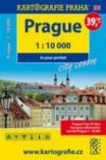 Prague - city centre in your pocket, 1 : 10 000