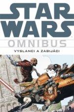 Star Wars Omnibus Vyslanci a zabijáci