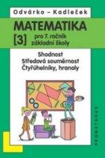 Matematika 3 pro 7. ročník základní školy