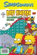 Bart Simpson Tajuplný kluk