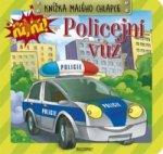 Knížka malého chlapce Policejní vůz