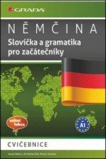 Němčina Slovíčka a gramatika pro začátečníky