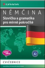 Němčina Slovíčka a gramatika pro mírně pokročilé