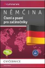 Němčina Čtení a psaní pro začátečníky