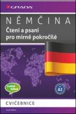 Němčina Čtení a psaní pro mírně pokročilé