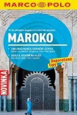 Kniha Maroko