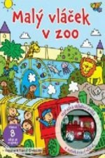 Malý vláček v zoo
