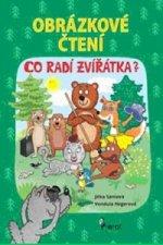 Obrázkové čtení Co radí zvířátka?