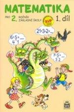 Matematika pro 2. ročník základní školy 1.díl