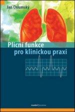 Plicní funkce pro klinickou praxi