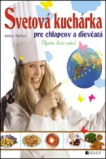 Svetová kuchárka pre chlapcov a dievčatá