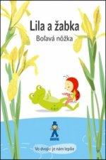 Lila a žabka