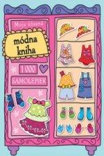 Moja úžasná módna kniha 1000 samolepiek