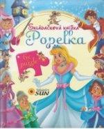 Skládačková knížka Popelka