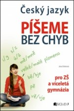 Český jazyk Píšeme bez chyb