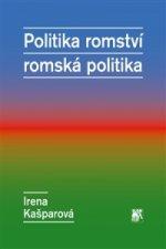 Politika romství romská politika