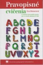 Pravopisné cvičenia k učebnici slovenského jazyka pre 2. ročník základných škôl