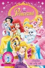 Princezná knižka na celý rok