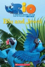 Rio 1 Blu and Jewel
