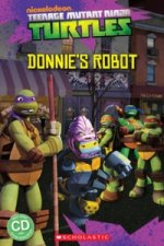 Teenage Mutant Ninja Turtles Donnie's Robot