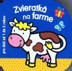 Zvieratká na farme pre deti od 1 - 3 rokov