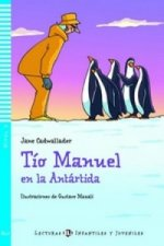 Tío Manuel en la Antártida
