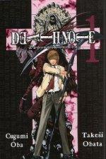 Death Note Zápisník smrti 1