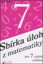 Sbírka úloh z matematiky pro 7. ročník s klíčem