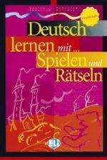 Deutsch lernen mit Spielen und Rätseln Grundstufe