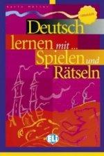 Deutsch lernen mit Spielen und Rätseln Mittelstufe