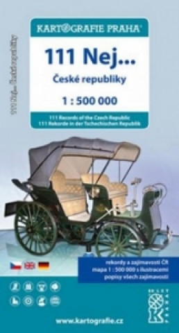 111 nej...České Republiky 1:500 000