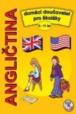 Angličtina domácí doučovatel pro školáky + CD