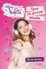 Violetta Spev na prvom mieste