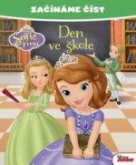 Začínáme číst Sofie První Den ve škole