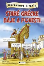Staré grécke báje a povesti Obrázkové čítanie