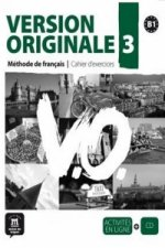 Version Originale 3 Cahier d'exercices + CD