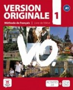Version Originale 1 Livre de l'éleve + CD + DVD