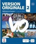 Version Originale 2 Livre de l'éleve + CD + DVD