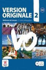 Version Originale 2 Guide pédagogique CD-Rom