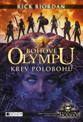 Bohové Olympu Krev polobohů