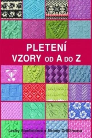 Pletení Vzory od A do Z