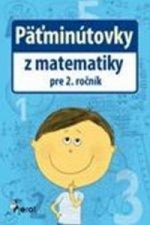 Päťminútovky z matematiky pre 2. ročník
