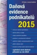 Daňová evidence podnikatelů 2015
