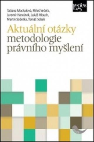 Aktuální otázky metodologie právního myšlení
