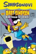 Bart Simpson Batman se vrací