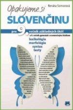 Opakujeme si slovenčinu pre 9. ročník základných škôl a 9. ročník gymnázií