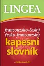 Francouzsko-český česko-francouzský kapesní slovník