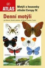 Atlas Denní motýli IV.